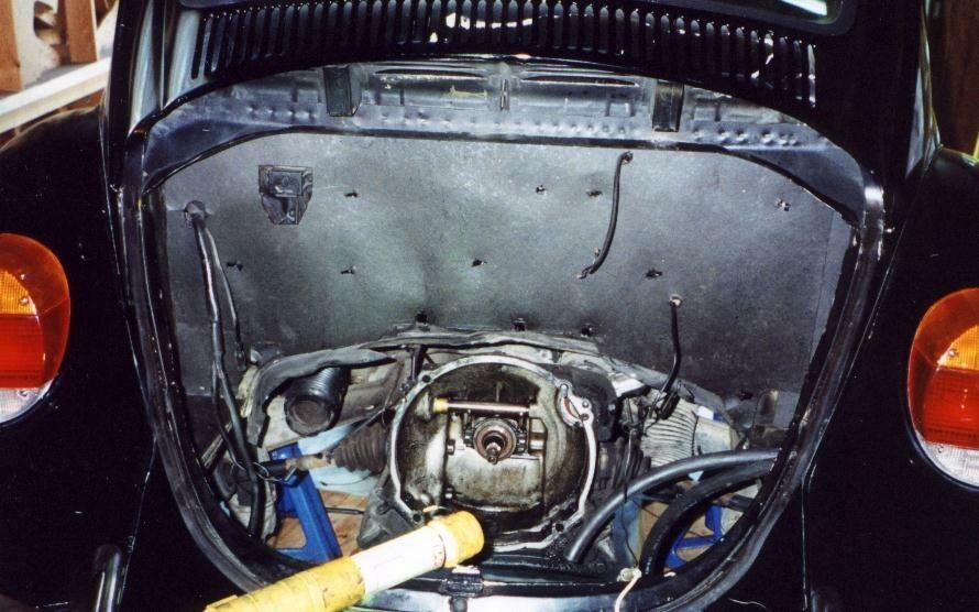 Vw Beetle Convertible >> VW Restoration