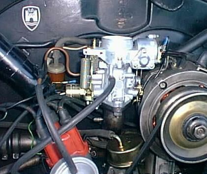 carburettor the vw carburettor
