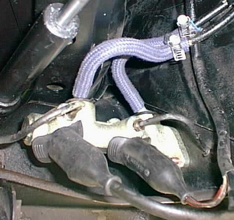 New Master Cylinder Installed on 1974 Vw Beetle Wiring Diagram
