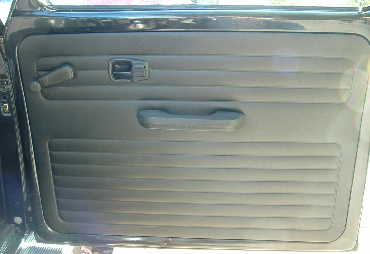 Removing And Installing Door Trim Panels