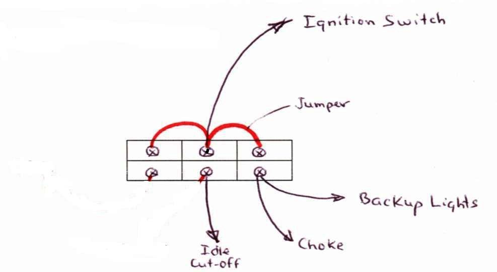 power_block_diagram_no_cdi alternator wiring vw ignition switch wiring diagram at sewacar.co